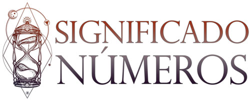 significado de números - LOGO